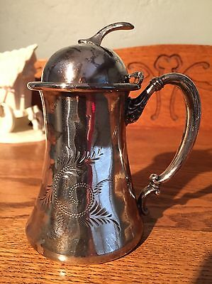 Silver Pitcher, Small