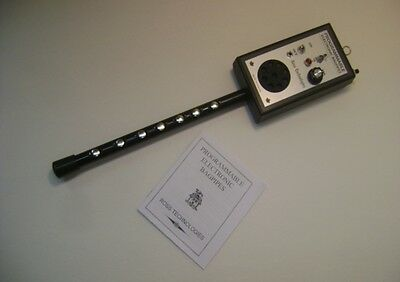 Electronic Bagpipe - Electronic Practice Chanter by Ross Electronics
