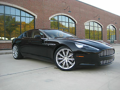 2010 Aston Martin Rapide MSRP $209865 | CLEAN TITLE | Fully SERVICED!  CLEAN Title 2010 Aston Martin Rapide 6.0L V12 470 HP 443 LB/FT Only 28K Miles!