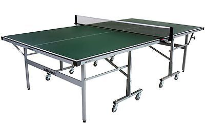 Green Butterfly Table Tennis Table