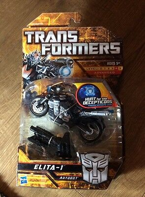 Transformers Elita-1 - Hunt For The Decepticons Deluxe Figure