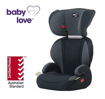 Br New BabyLove Ezy Fit II Covertible Kid Child Infant Baby Car Seat 4-8 years