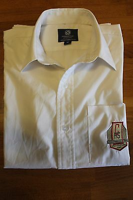 Camberwell High School Short Sleeve Shirt with Crest Size 14