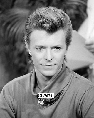 "David Bowie on ABC-TV's ""Good Morning America"" in New York Photo"