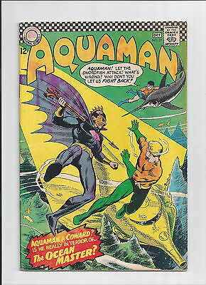 Aquaman vol. 1 #29 (1st app. Ocean Master, Movie) GD