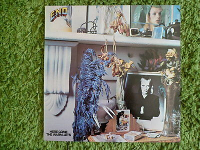 Brian Eno - Here Come The Warm Jets  LP - 1973 - ILPS9268