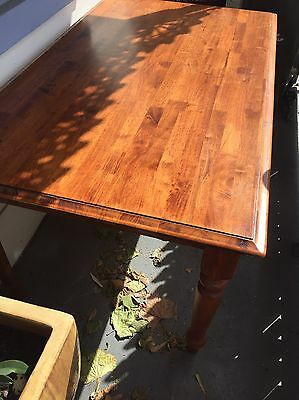 Solid Timer Wood 6 Seater Dining Table