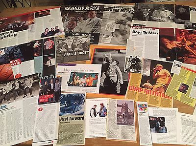 The Beastie Boys  - Cuttings/clippings