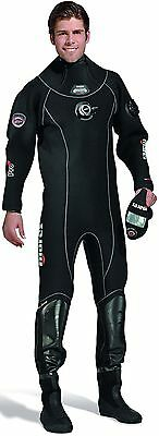 Mares - PRO Fit NEOPRENE Dry Suit with Neoprene Boots & Separate Hood - NEW