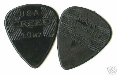 CREED 2002 Weathered Tour Guitar Pick!!! MARK TREMONTI custom concert stage Pick