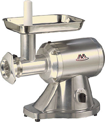 Heavy Duty Stainless Steel Meat Mincer Sausage Filler 1hp 800W Catering
