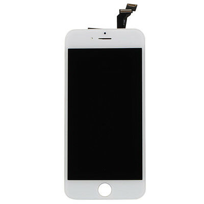 """White LCD Touch Screen Digitizer Display Assembly for iPhone 6 4.7"""" Replacement"""