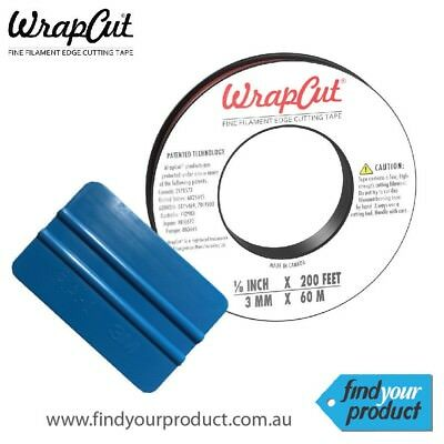3mm Wrapcut Cut Tape x 60m (Knifeless, Finish Line, Car Wrap)