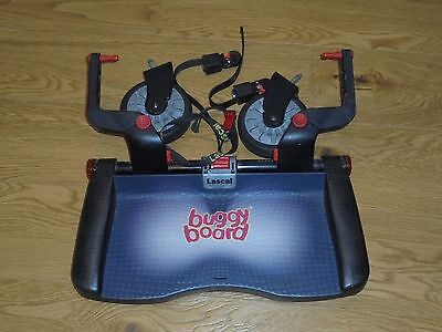 Lascal MAXI Buggy Board  with UNCUT Straps Ex Cond