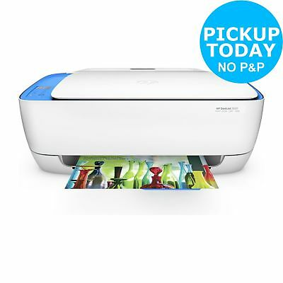 HP DeskJet 3637 All-in-One Wi-Fi Printer - Instant Ink. The Official Argos Store
