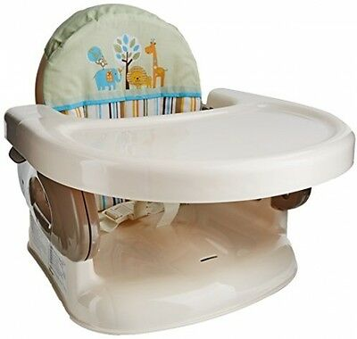 High Chair and Boosters With Tray Booster Seats for Eating Portable Folding