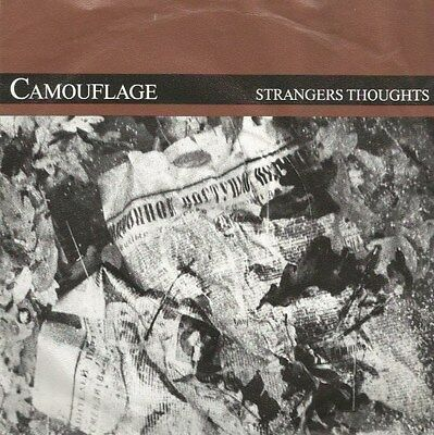 Camouflage - Strangers Thoughts / They Catch Secrets (Vinyl-Single 1988) !!!