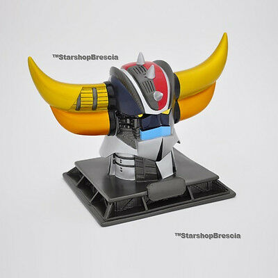 GOLDRAKE - UFO Robo Grendizer Vinyl Coin Bank Salvadanaio HL Pro High Dream