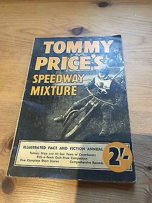 Tommy Price's Speedway Mixture Annual