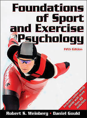 Foundations of Sport and Exercise Psychology by Daniel Gould 9780736083232