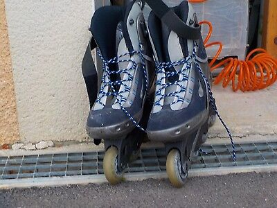 Rollers Tecnica poiture 46.5 homme