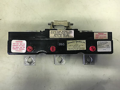 Westinghouse Hla3350T 3P 350A Trip Nib Takeout For Different Trip See Pics #a65