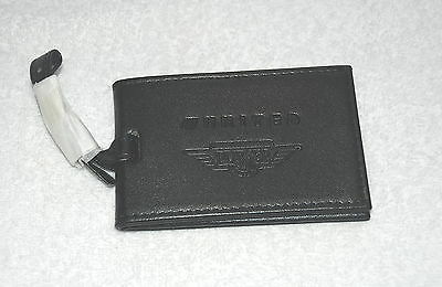 United Airlines Airways Luggage Bag Tag Address Label I.d. New