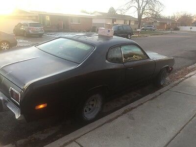 1973 Plymouth Duster Base Plymouth Duster 1973