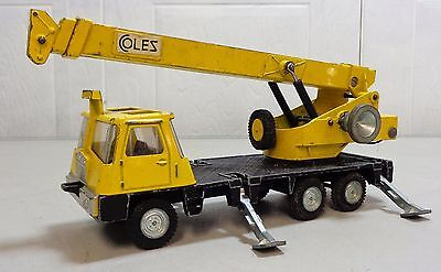 Vintage Dinky Toys Coles Hydra Truck 150T Diecast Toy