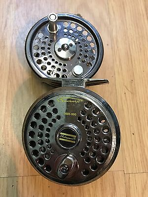 Shakespeare Summit 2685 Fly Fishing Reel + Spare Spool