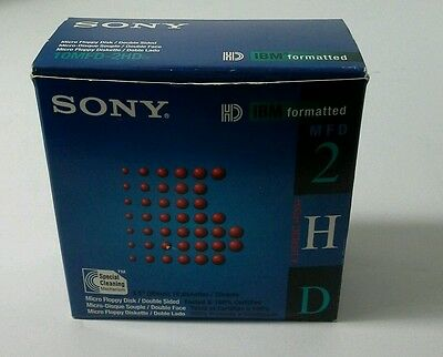 Sony floppy Disk/Double Sided