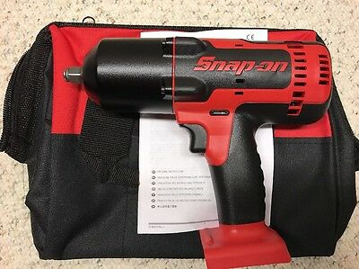 "Snap On•CT8850•1/2"" 18 Volt Monster Impact Wrench•Tool Only•Year 2016•18V•New!"