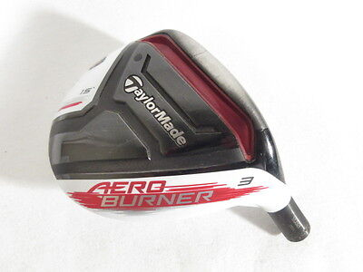 TAYLOR MADE AEROBURNER TP 15* 3 WOOD -Head Only-