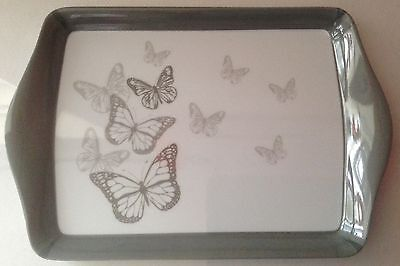 Butterfly Small Melamine Scatter Snack Tray