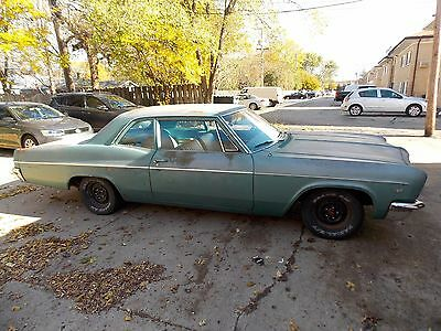 1966 Chevrolet Bel Air/150/210  1966 Chevrolet Bel Air