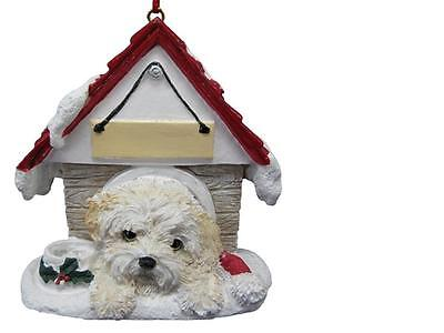 SHIPOO Doghouse Ornament -- PERSONALIZED FREE!