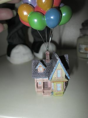 Disney Up House With Balloons Tree Decoration Bnwts