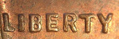 1951 Lincoln wheat cent doubled die DDO-002 AU tough variety