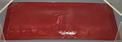 Close Encounters (1977) Rare Production-Used Photo Efx Storyboard - Devil's Mtn!