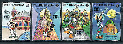 Gambia 1992 Colombian Stamp Expo SG 1303/6 MNH