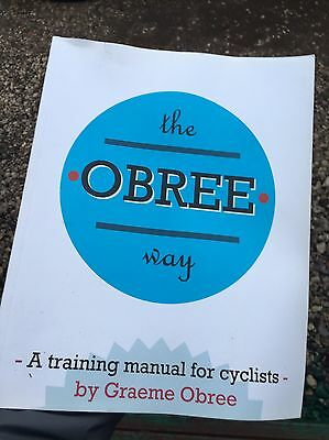 The Obree Way-Graeme Obree, Signed By The Author. See Pics