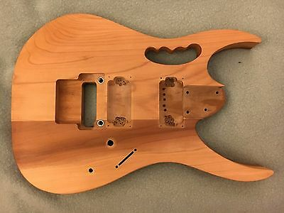Ibanez Custom RG 540-PII Guitar Body with Jem Monkey Grip