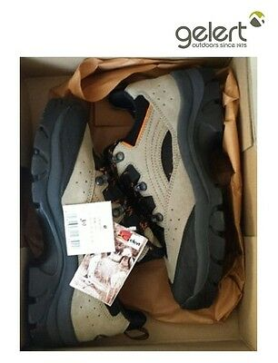 BNIB Gelert Performance Footwear Hiking Shoes/Boots, Putty & Black, Mixed Sizes.