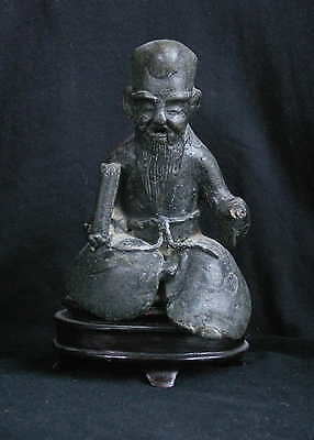 Antique Chinese Bronze Figure