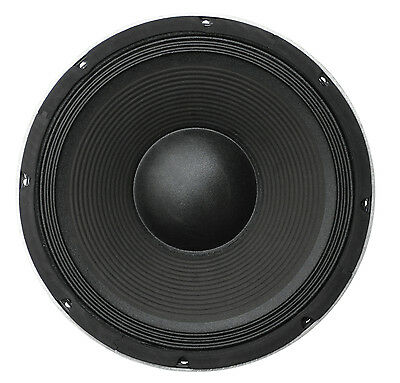 """SoundLAB 12"""" Bass Chassis Speaker Driver 350W 4 Ohm"""