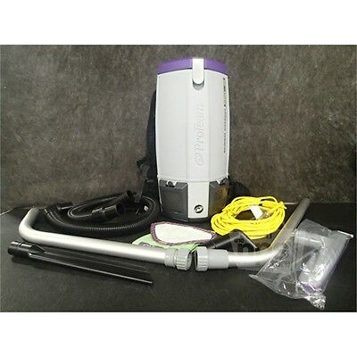 ProTeam 107303 SuperCoach Commercial Backpack Vacuum w/ 107100 Tool/Hose Kit*