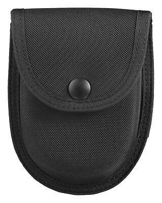 Uncle Mike's Sentinel Molded Nylon Single Handcuff Police Pouch Case Black 89068