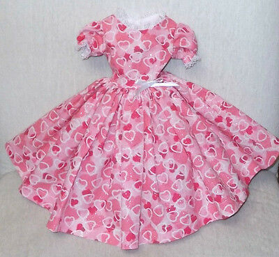 "20""  CISSY   Miss REVLON  FASHION  Clothes   VALENTINE  SWEETHEART  DRESS"