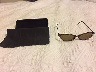 Calvin Klein SunGlasses And Case And Cloth