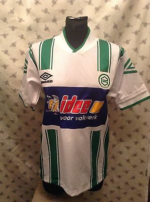 Vintage Fc Groningen shirt. Adults Small. RARE